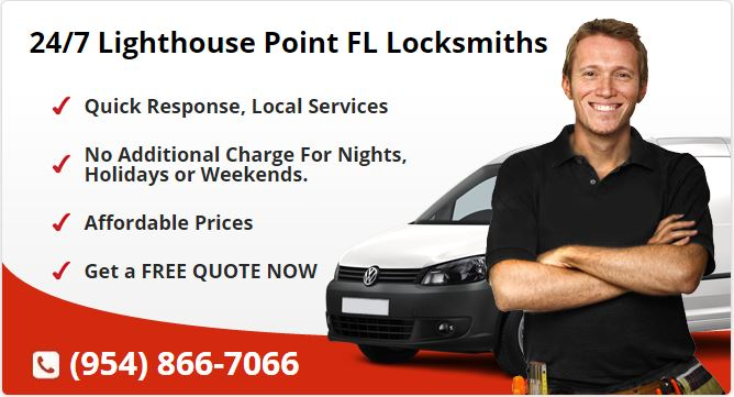 24 Hour Locksmith Lighthouse Point FL